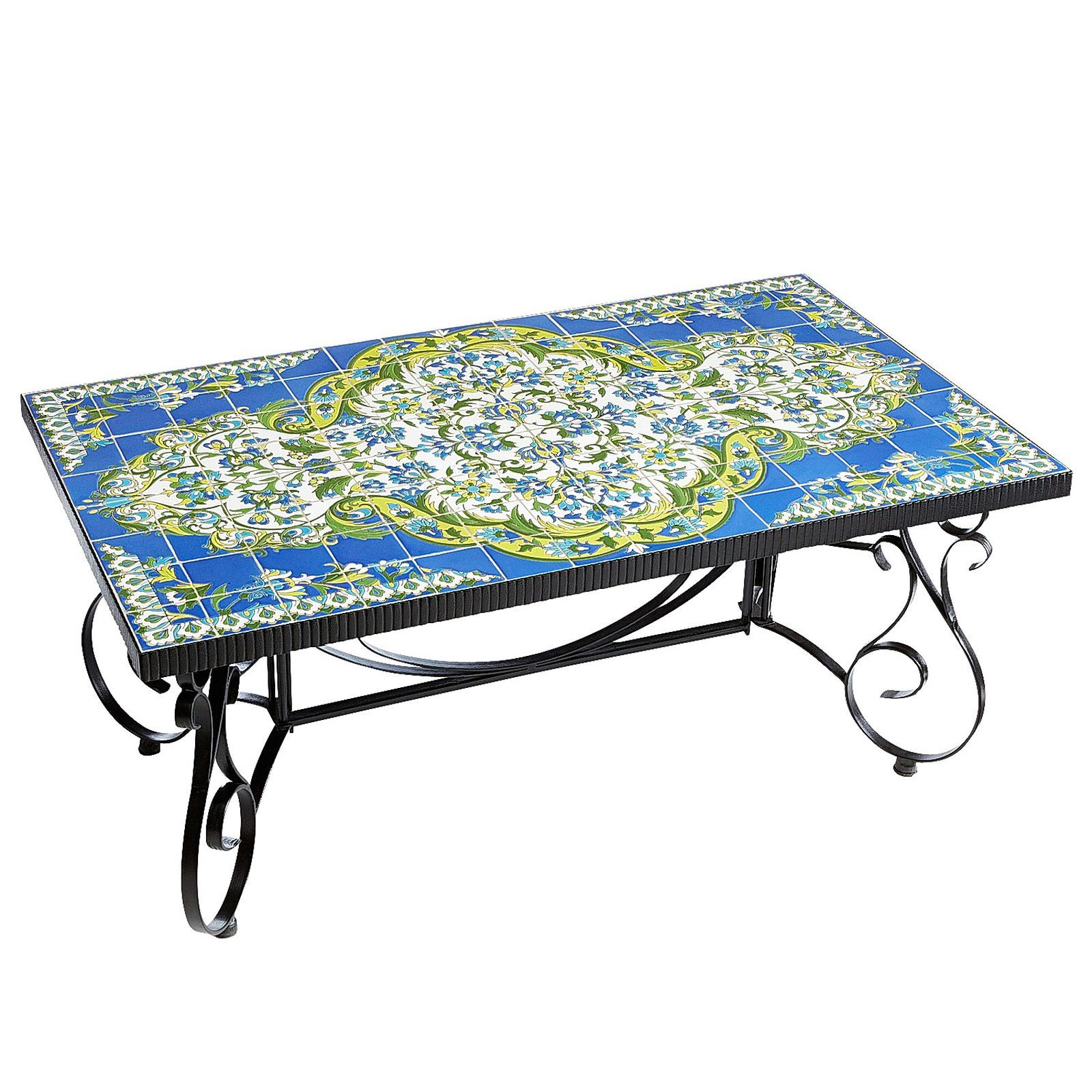 Javan Mosaic Coffee Table Pier 1 Imports With Images Coffee