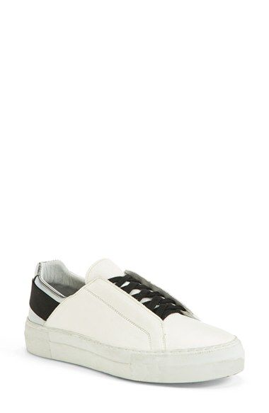 Helmut+Lang+Low+Top+Leather+Sneaker+(Women)+available+at+#Nordstrom
