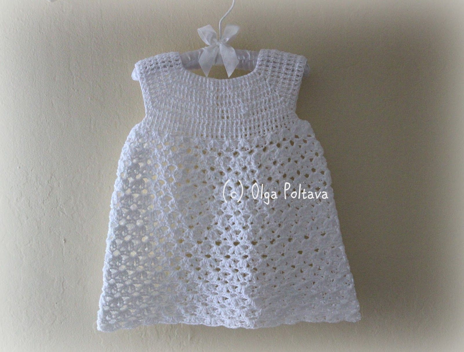 Lacy crochet two new patterns baby dress and girls hat http lacy crochet two new patterns baby dress and girls hat http bankloansurffo Image collections
