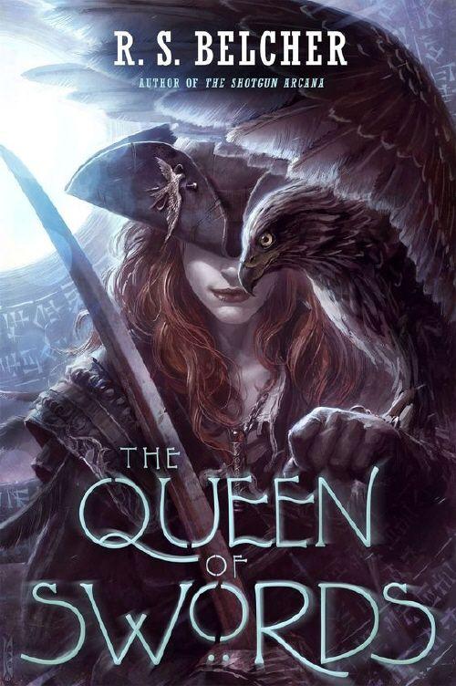 Image result for book cover queen of swords belcher