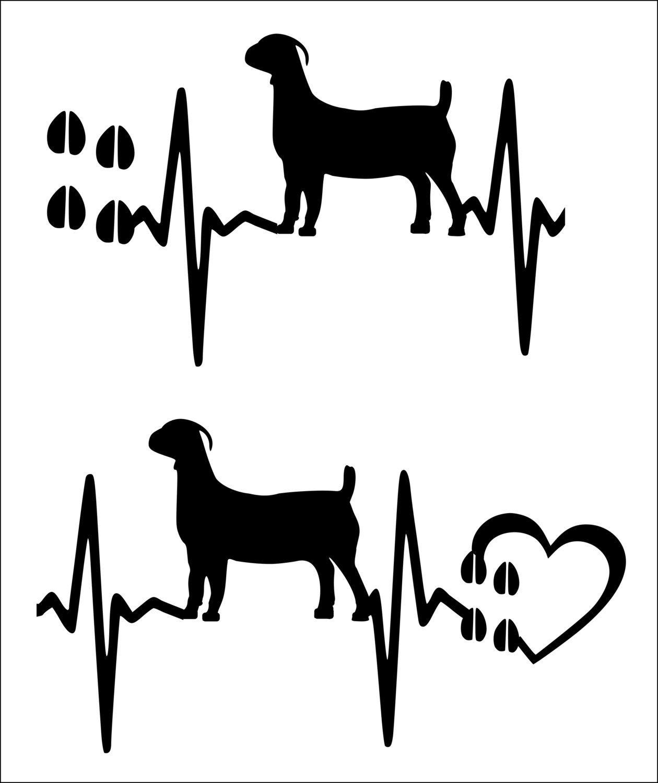 Show Goat SVG files for cricut silhouette Show Meat Goat
