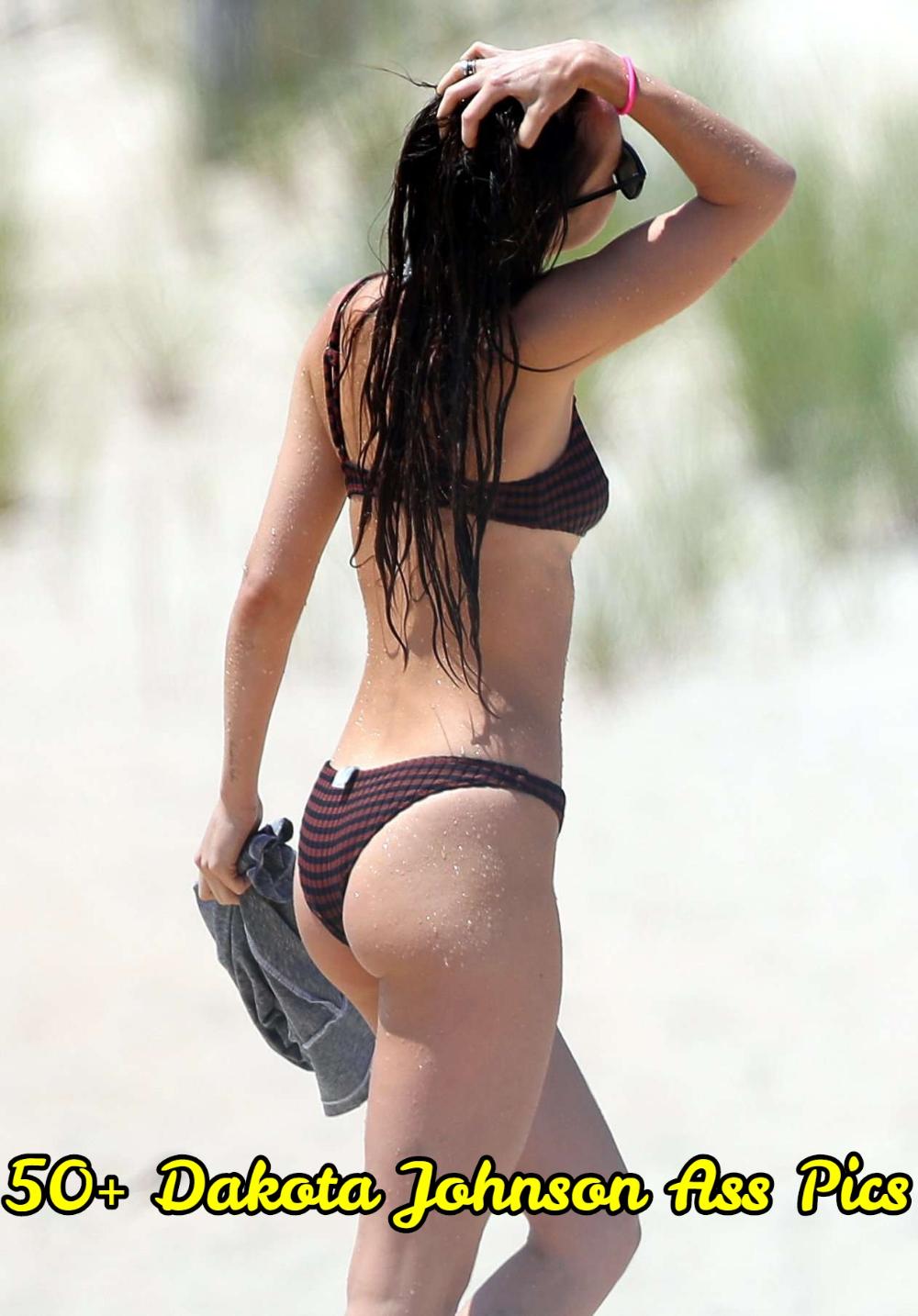Dakota Johnson Butt