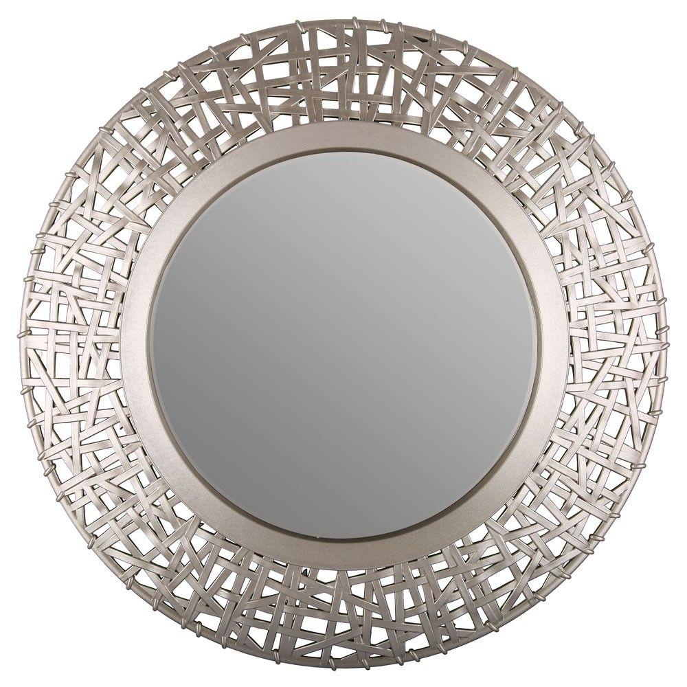 Design Wandspiegel Rund 50 Cm Tedi Shop Wandspiegel Rund Wandspiegel Spiegel