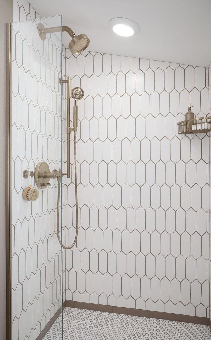 2017 Smoke Tree Symmetry Home Tour | Kohler Ideas | Shower heads