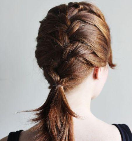 30 Elegant French Braid Hairstyles Loose French Braids French Braid Hairstyles Medium Hair Styles