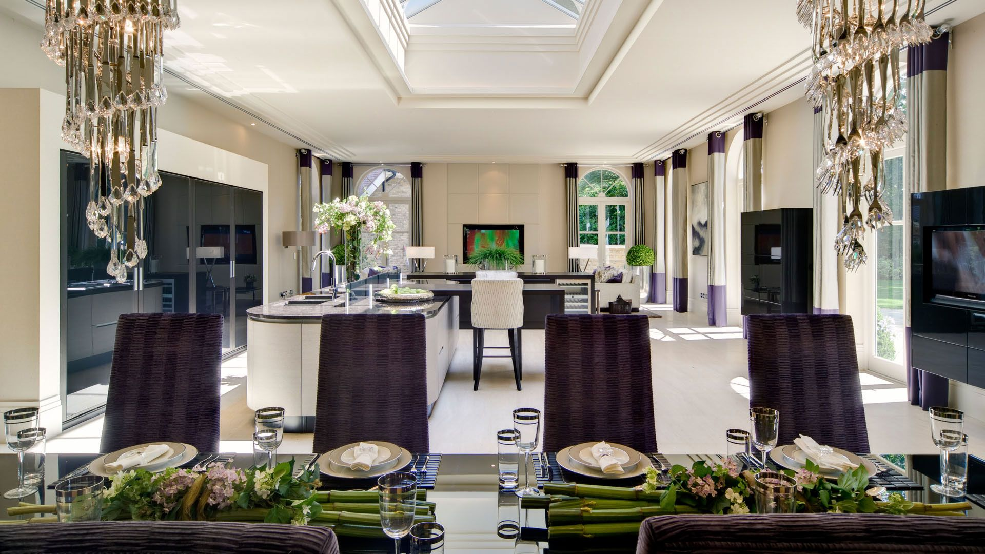 Granville Road   St Georgeu0027s Hill, UK Project, Interior Design Portfolio,  Hill House Interiors Are A London Based Interior Design Company With A  Showroom In ...
