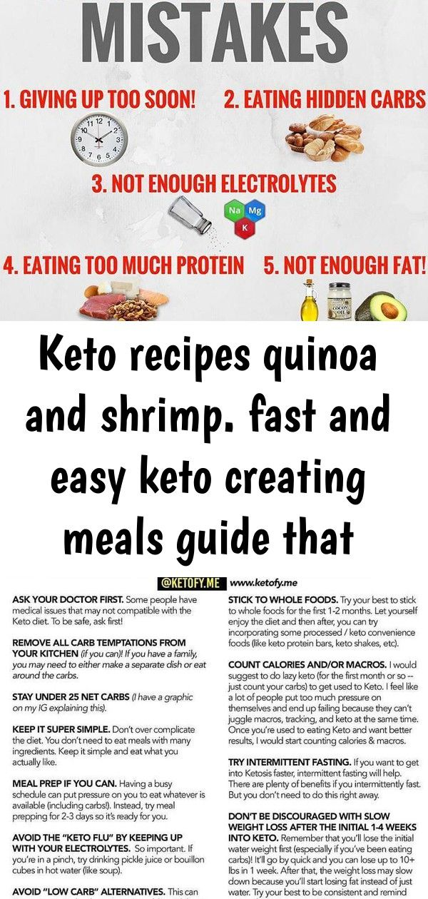 Keto recipes quinoa and shrimp fast and easy keto creating meals guide that actually succeedske 3 Keto Recipes Quinoa And Shrimp Fast And Easy Keto Creating Meals Guide T...