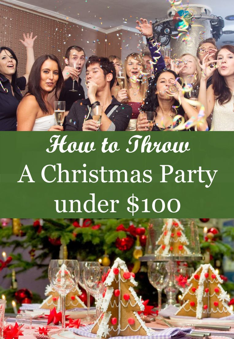 Throw a Christmas Party for Less Than $100...Aldi Style! | Party und ...