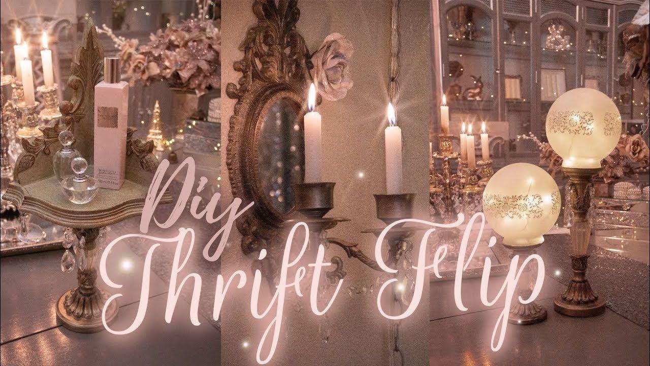 THRIFT FLIP - Amazing Diy home decor ideas - Magical, French