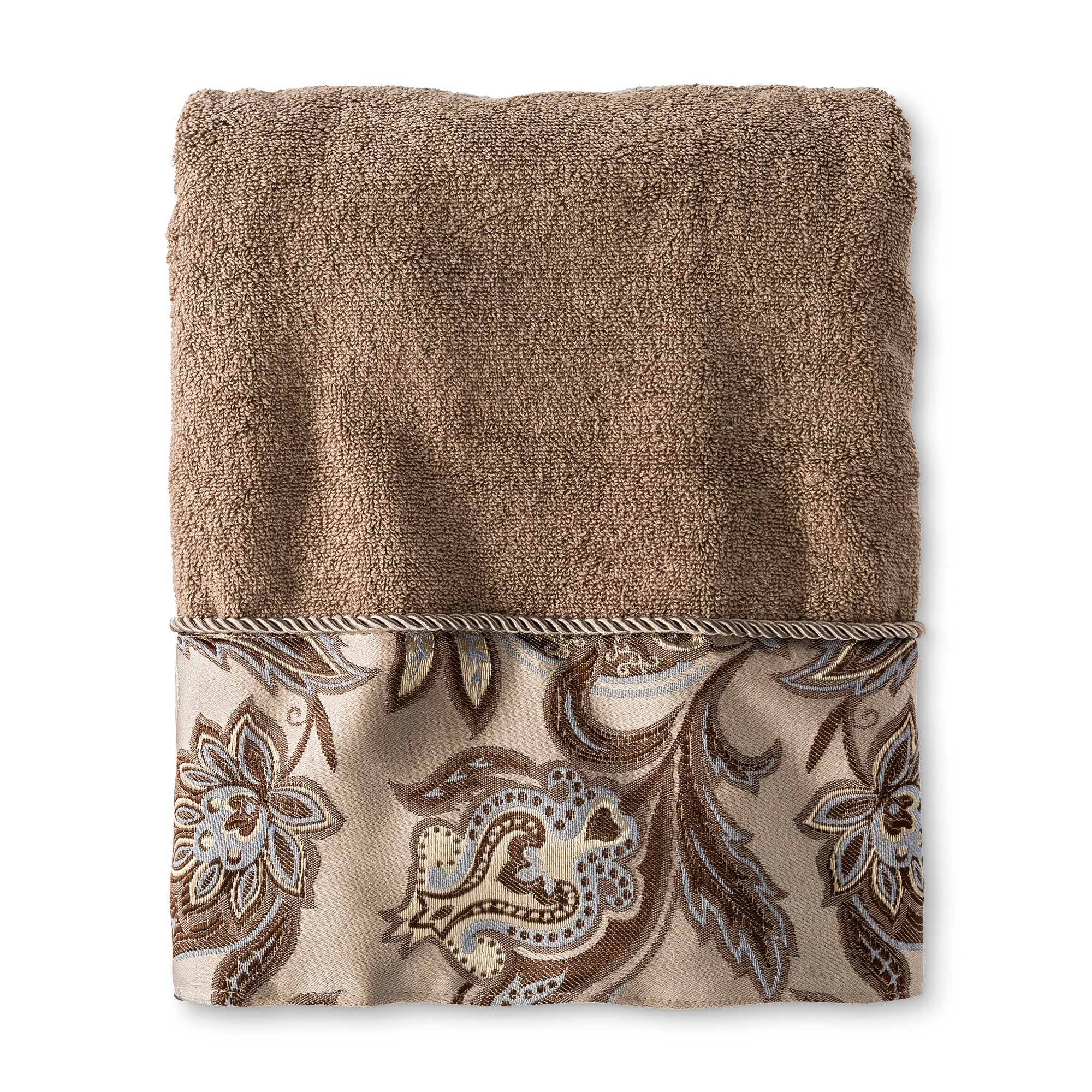 Bella bath towel beige