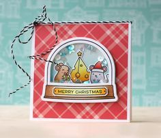 A Very Merry Christmouse Blog Hop with Simon Says Stamp!