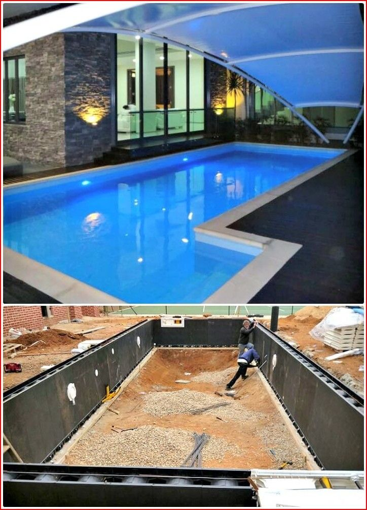 12 Low Price range DIY Swimming Pool Tutorials | DİY | Diy ...