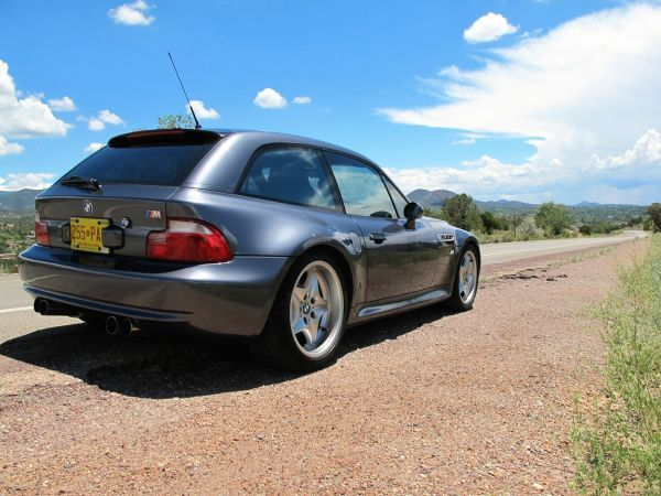M Coupe Buyers Guide Sale Listings 2000 Bmw M Coupe Steel Gray