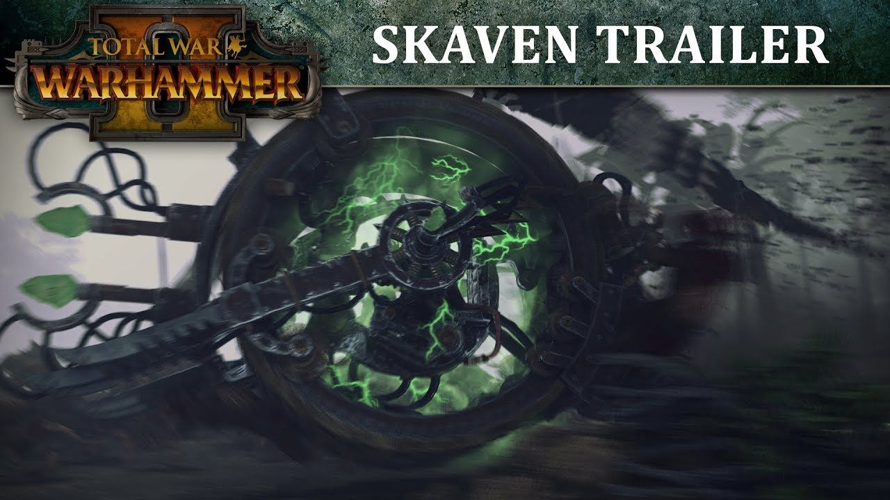 Total War: WARHAMMER 2  Skaven In-Engine Trailer For More Information... >>> http://bit.ly/29otcOB <<< ------- #gaming #games #gamer #videogames #videogame #anime #video #Funny #xbox #nintendo #TVGM #surprise #gamergirl #gamers #gamerguy #instagamer #girlgamer #bhombingamerica #pcgamer #gamerlife #gamergirls #xboxgamer #girlgamer #gtav