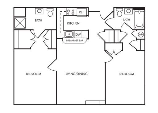 600 Square Foot House Plans Home Plans And Designs | Home Designs