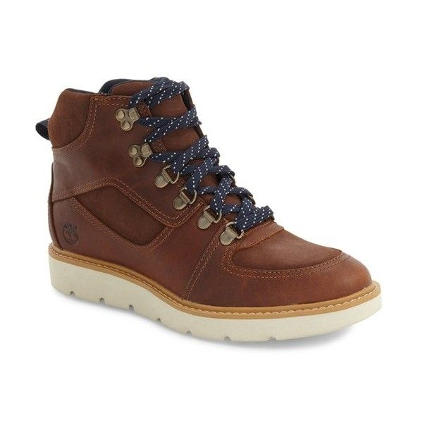 Women s Timberland  Kenniston  Lace-Up Boot ( 150) ❤ liked on Polyvore eb8c72c2d5