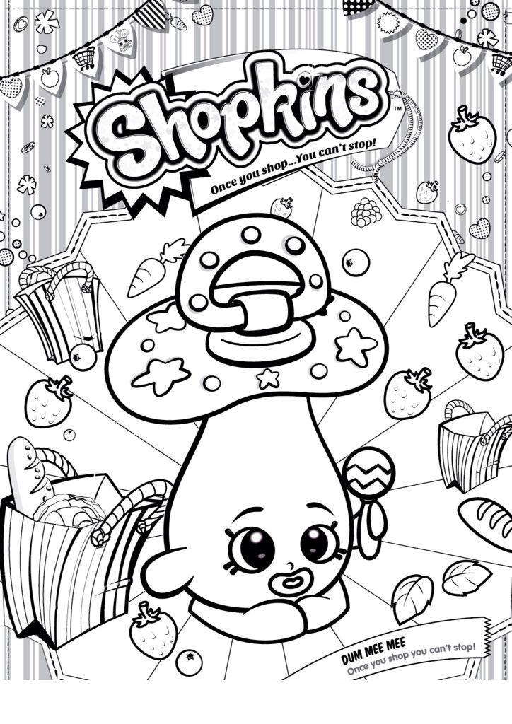 Shopkins chupeta | Coloring 2 | Pinterest | Colores, Shopkins y ...