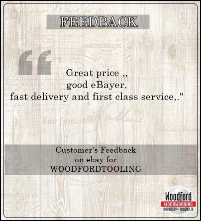 Customer's feedback on ebay for #woodfordtooling See more #feedbacks: https://goo.gl/H8kAFY