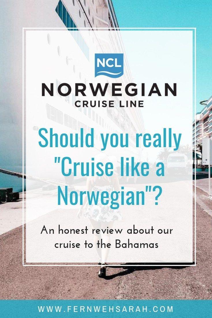 Photo of Cruise like a Norwegian: Norwegian Cruise Line Review (Updat…