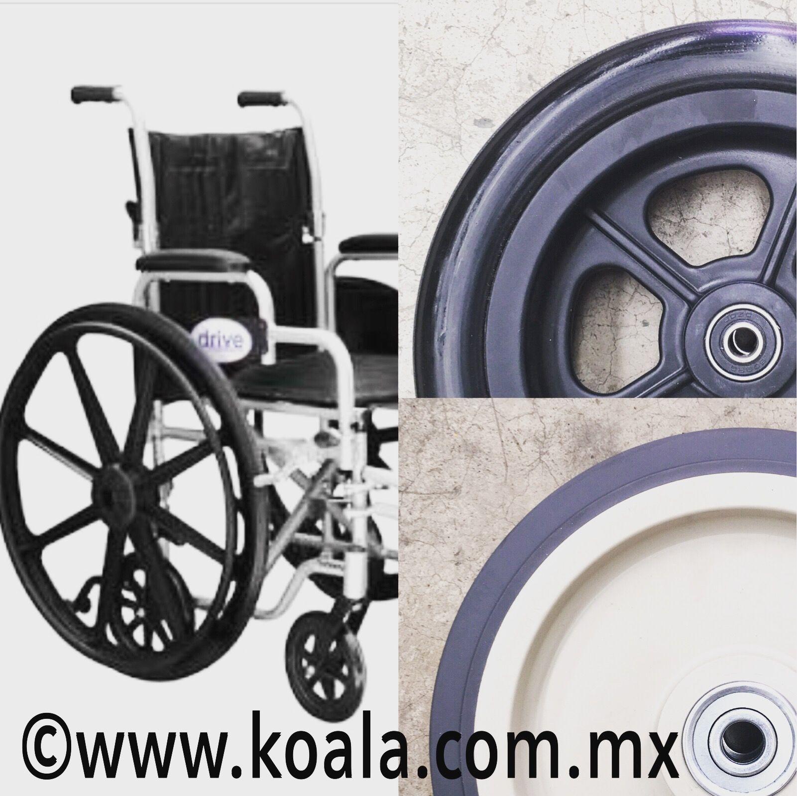 silla de ruedas koala