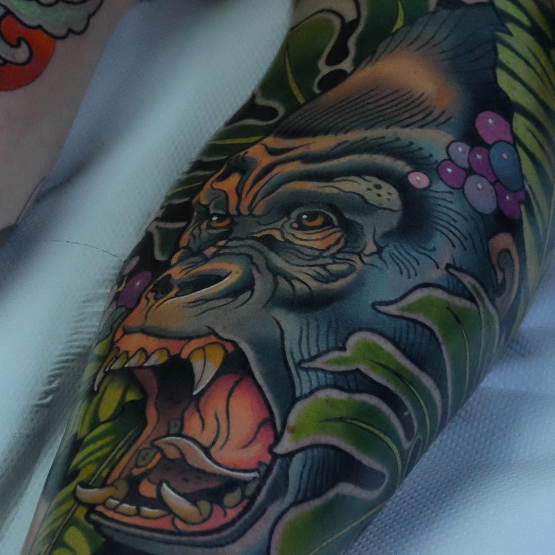 By sam clark noosa australia tattoos tattoo