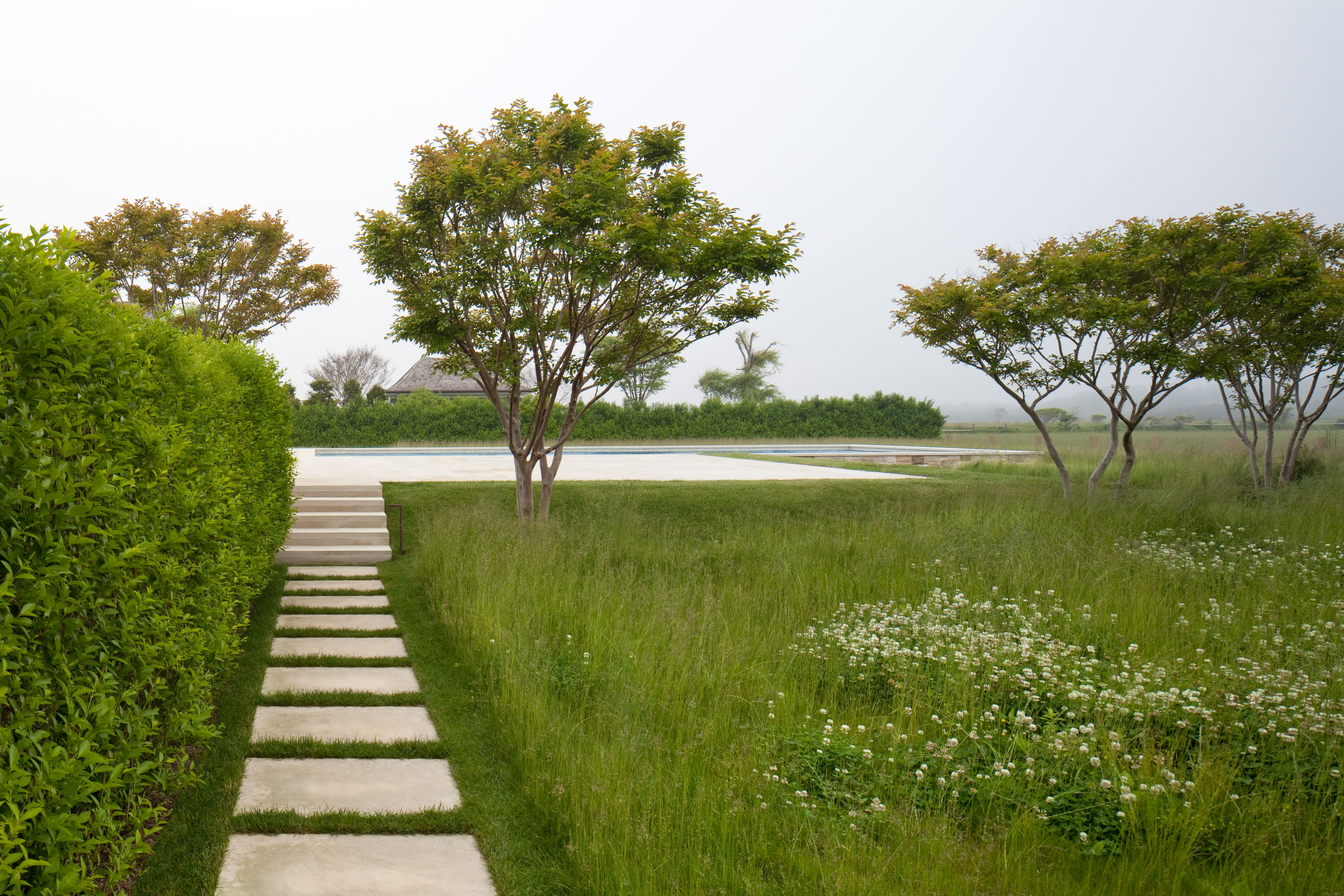 Residential landscape architects planners hamptons for Residential landscape architecture