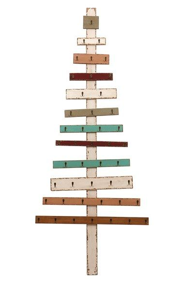 creative co op distressed wood tree available at nordstrom - Nordstrom Christmas