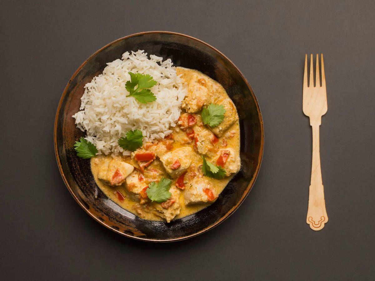 Indisches Zitronen-Hühnchen Tikka Masala | Rezept | Kitchen Stories