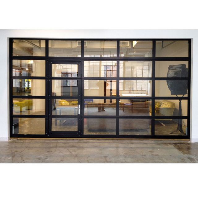 Source Low Price Residential Horizontal Aluminum Glass