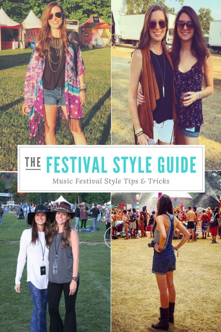 349421c50b6 Festival Fashion Style Guide - What to wear