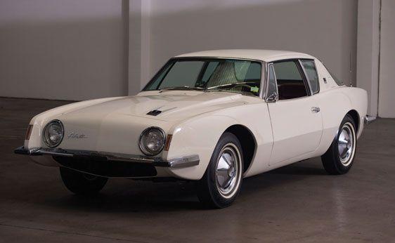 1963 Studebaker Avanti R