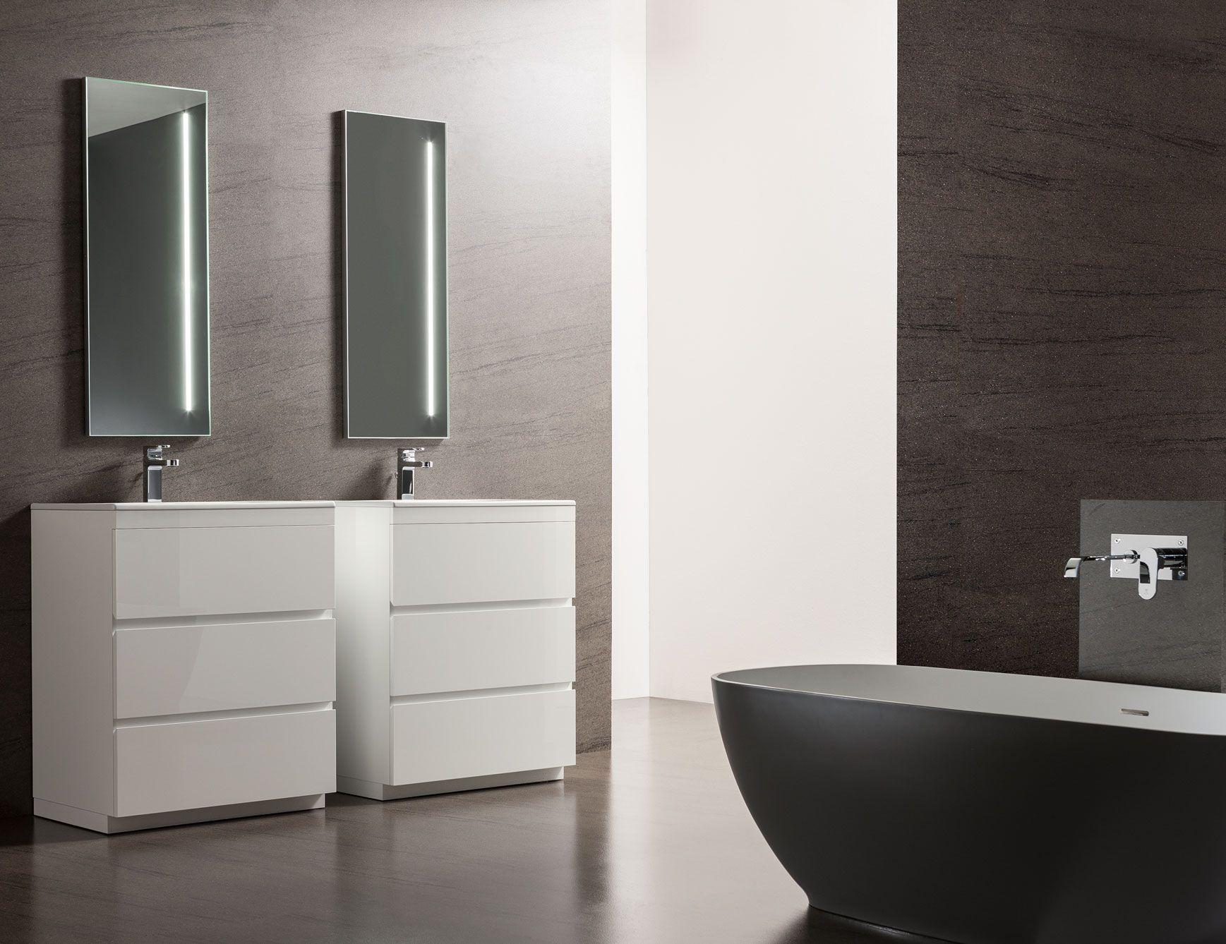 Bathroom Vanities - Passepartout | Bagni mobili | Pinterest ...