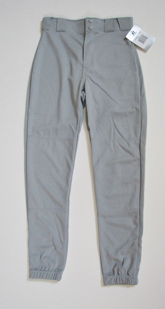 2dedd98b Russell Athletic Men's Size Small S Gray Baseball Pants NEW NWT 236DBMK  #RussellAthletic
