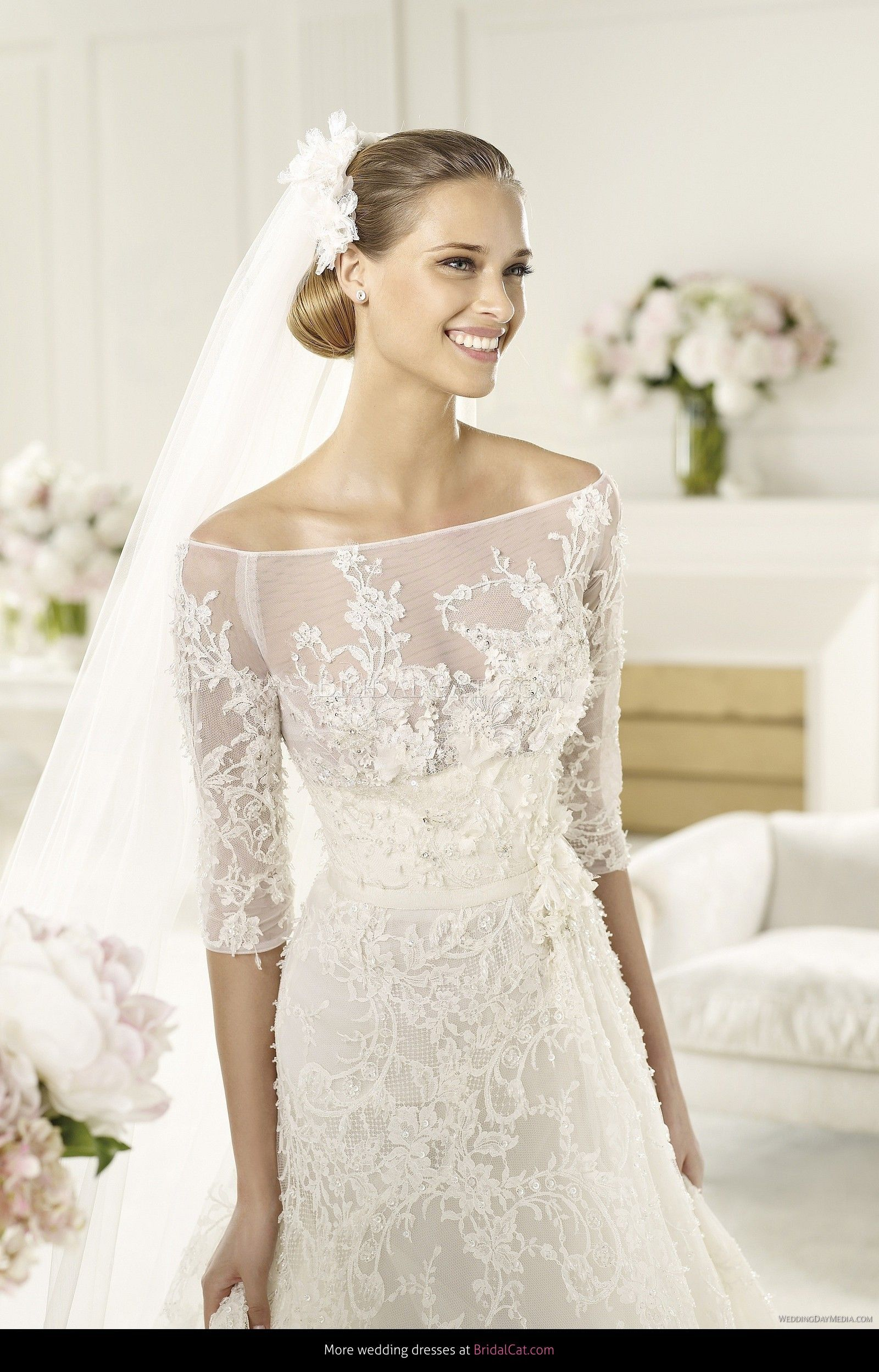 Pronovias Folie Elie By Elie Saab 2014 With Images