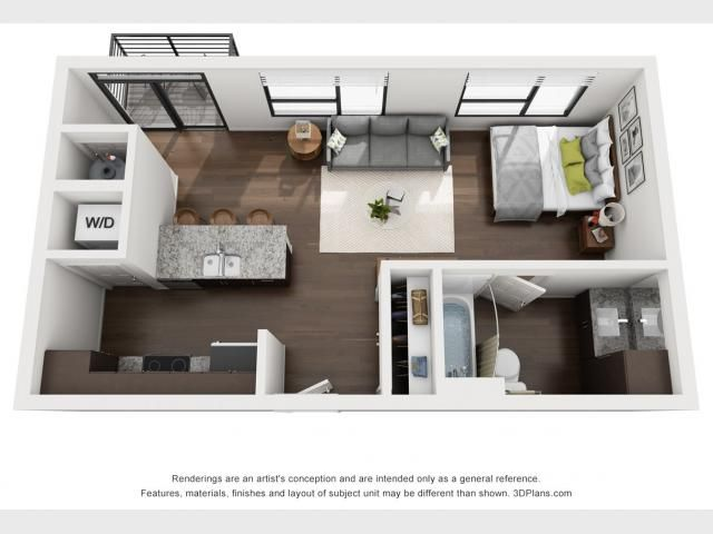 Pin By Hannah Chace On Apartment Layout Studio Apartment Floor Plans Apartment Floor Plans Studio Floor Plans
