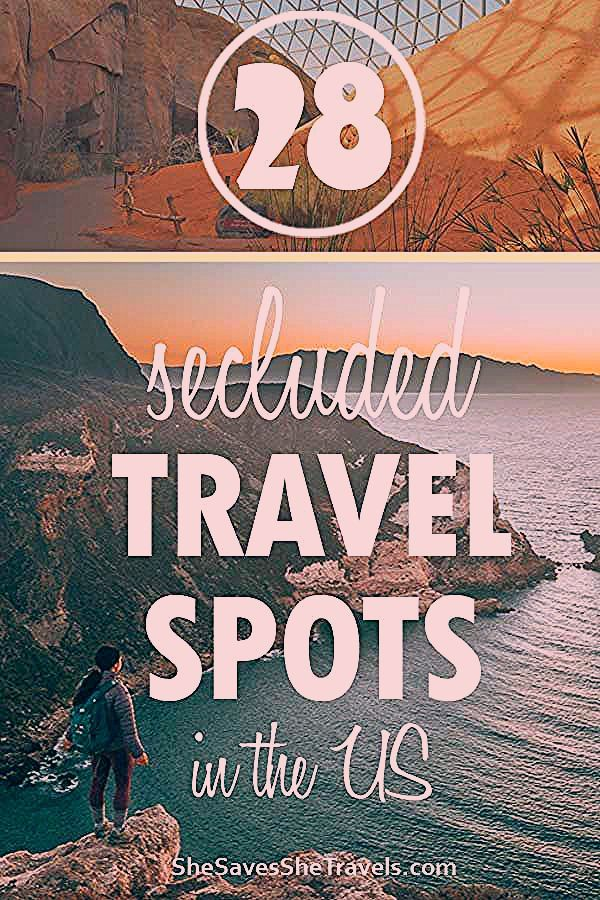 Photo of Underrated travel destinations: 28 fantastic vacation spots you need to visit