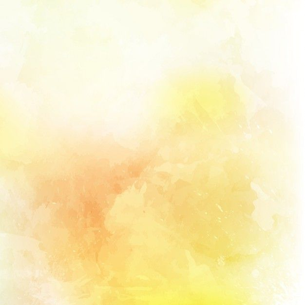 Abstract background with a yellow watercolor texture Free ...
