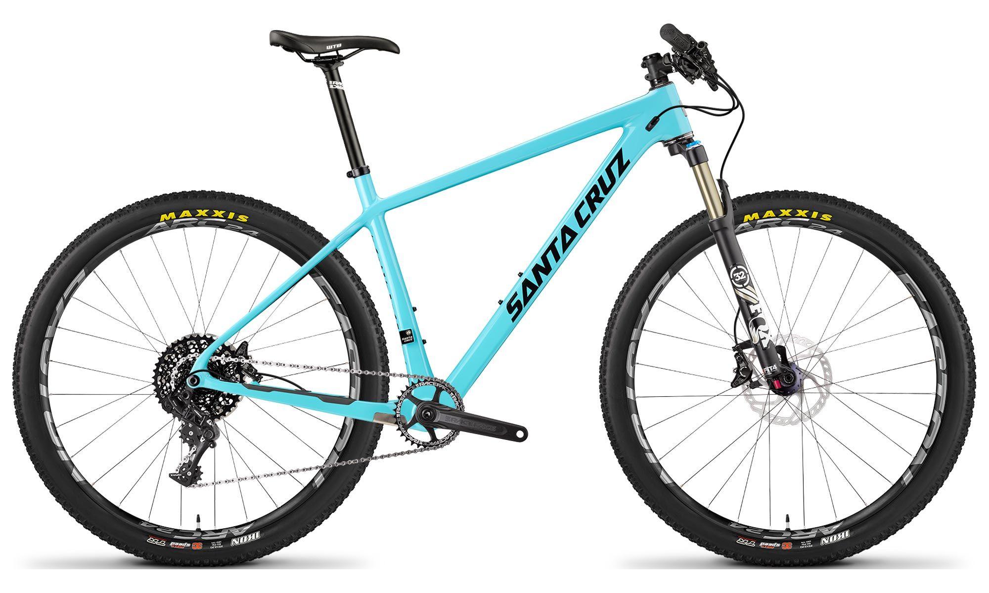 2016 Santa Cruz Highball 29 C S Carbon Hardtail Mountain Bike