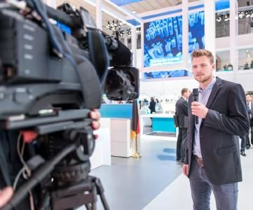Hannover Messe 2016: Siemens-Exponate waren Publikumsmagnete
