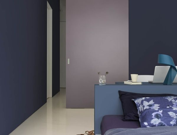 Slaapkamer Inspiratie kleuren - Flexa | For the Home | Pinterest ...
