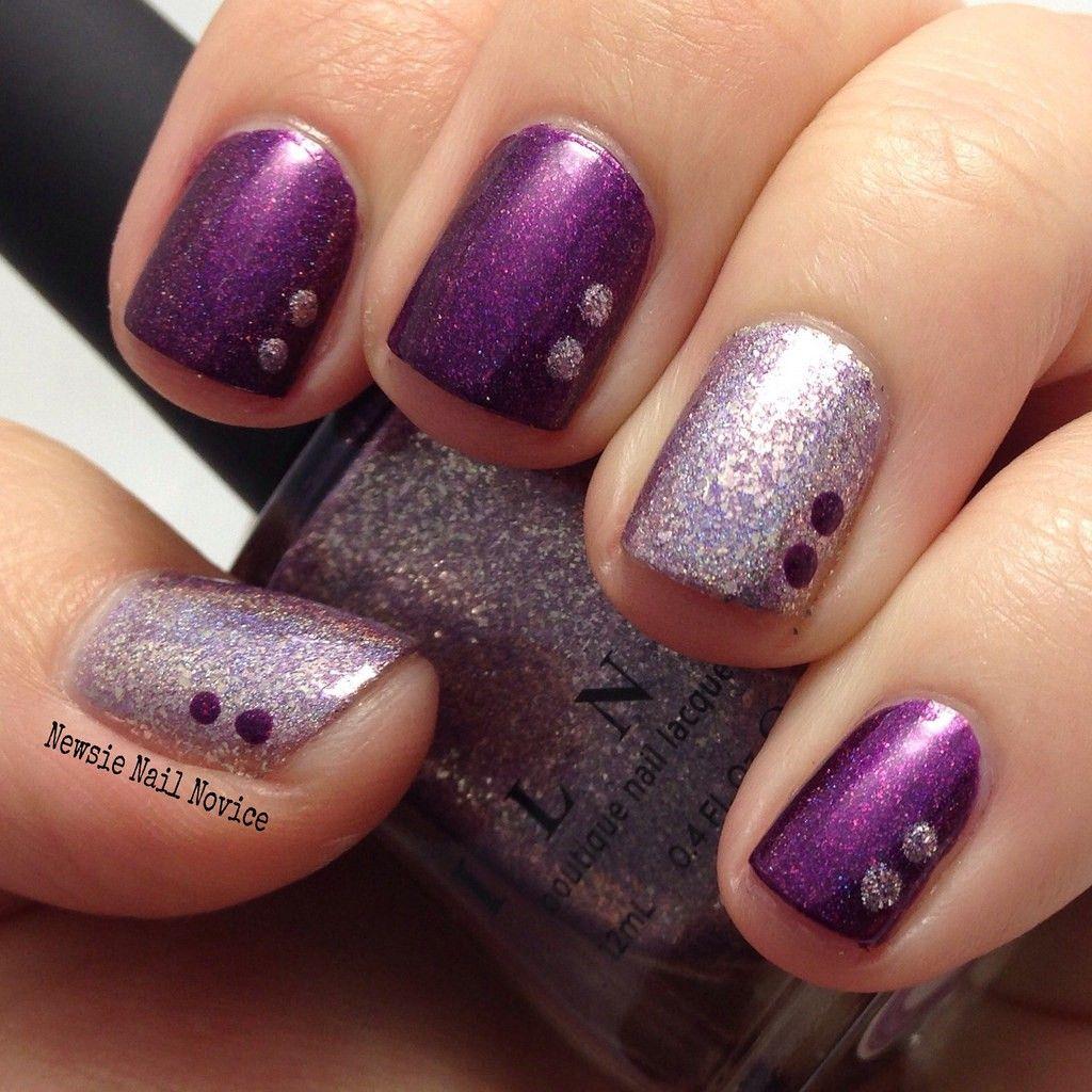 Easy Simple Elegant Nail Art Nails Pinterest Simple Elegant