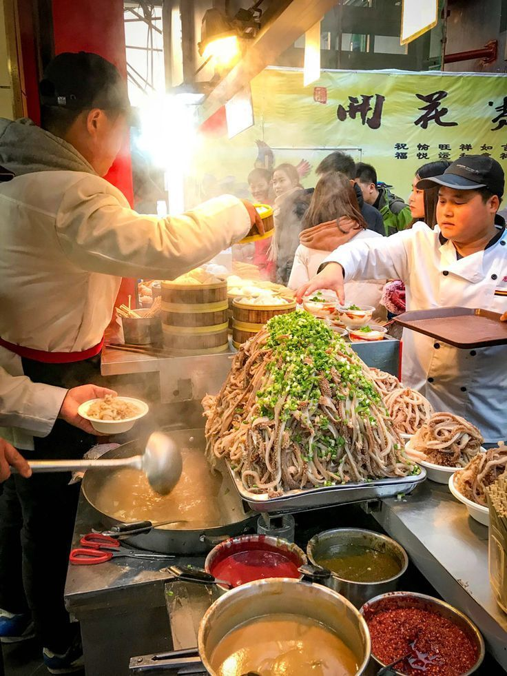Uncovering Beijing S Best Kept Secrets Chinese Street Food Beijing Food Street Food