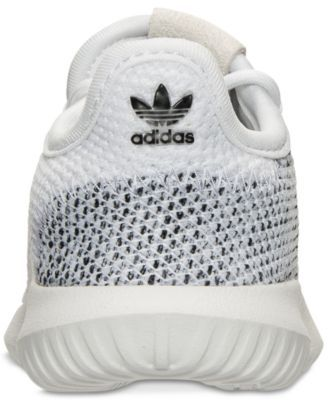 e28ac64d068 adidas Toddler Girls  Tubular Shadow Knit Casual Sneakers from Finish Line  - Finish Line Athletic Shoes - Kids   Baby - Macy s