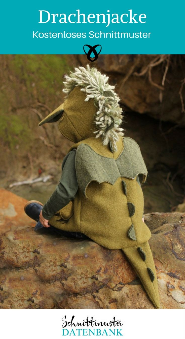 Drachenjacke Noch keine Bewertung. | Dolls, Fabrics and Patterns