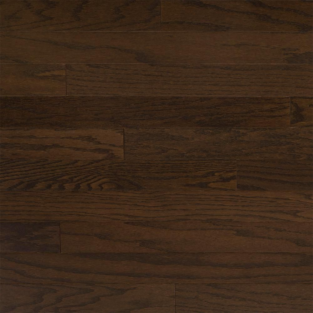 Take Home Sample Red Oak Hazelnut Engineered Hardwood