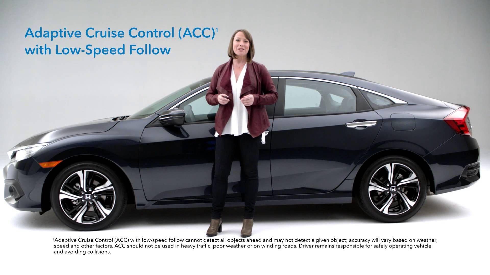 The AllNew 2016 Civic Sedan Offers CategoryLeading