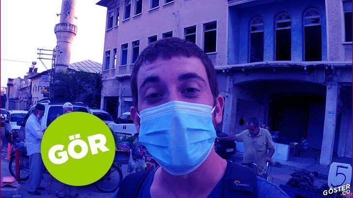 Adana'da 10 Dolar ile bir gün geçiren turist, harcarkenki rahatlığı ile kıskandırıyor
