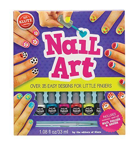Klutz Nail Art Craft Kit Craft Kits Nail Art Kit Craft Kits