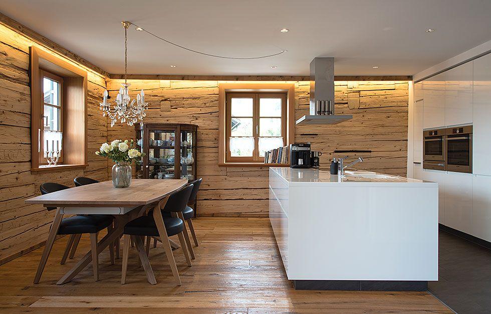 renovierung eines alten bauernhauses im allg u haus. Black Bedroom Furniture Sets. Home Design Ideas
