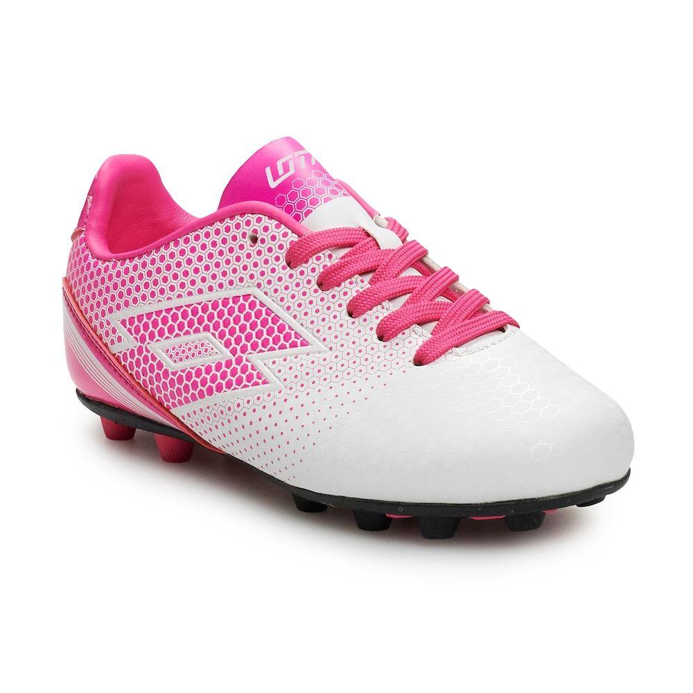 42de9a8ef21ca Lotto Spectrum Elite Girls' Firm Ground Soccer Cleats, Girl's, Size ...